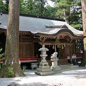 御杖神社(みつえじんじゃ)