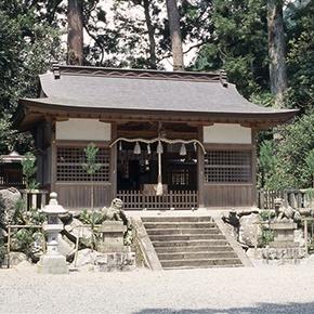 四社神社(ししゃじんじゃ)