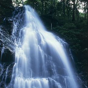 三峰山(みうねやま) 不動の滝